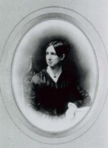 Portrait Photo: Dorothea Dix, circa 1840. Courtesy National Library of Medicine