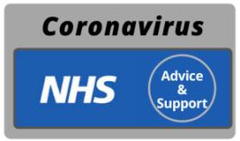 NHS's coronavirus support