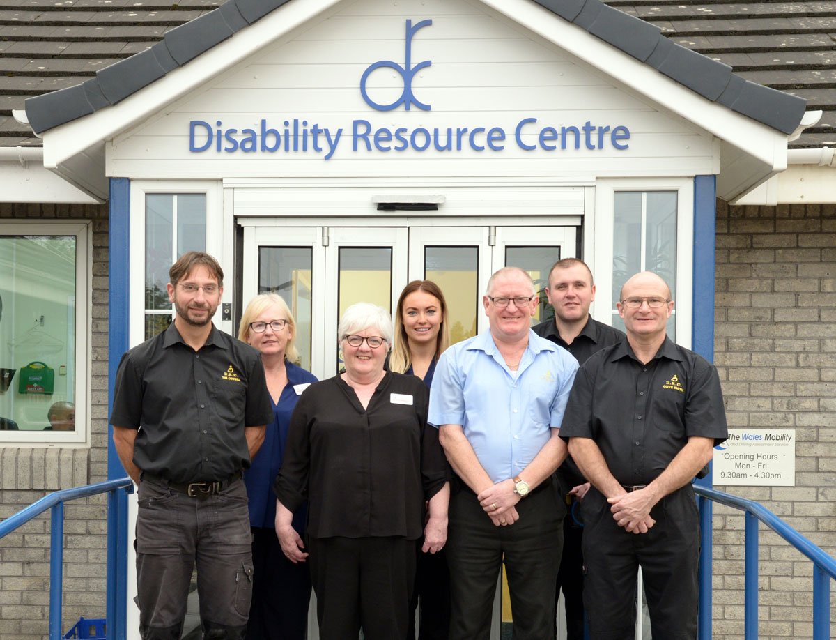 Disability Resource Centre Staff