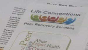 Page of Peer Recovery Services manual
