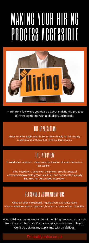 Making Your Hiring Process Accessible