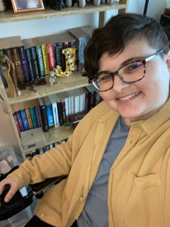 'But Your Relationship Doesn't Count' – Being Disabled, Proud and Asexual
