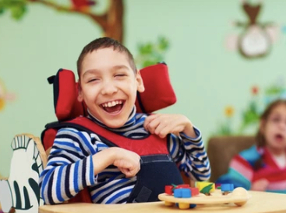International Youth Day..Let our disabled children grow in potential and power