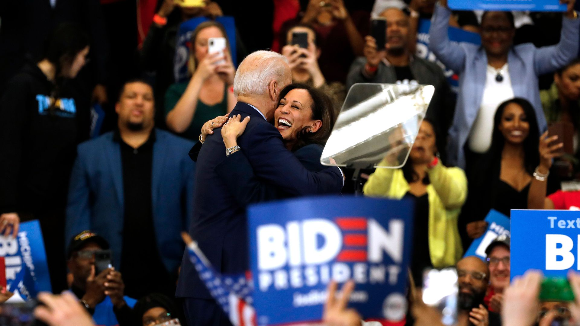 WHY BIDEN AND HARRIS ARE MY 2020 CHOICE