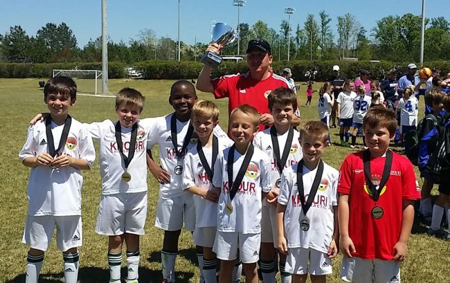 Charlotte United Cup 2016