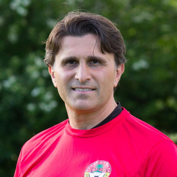 Daniel Island Soccer Academy Coach - Toni Becvinovski