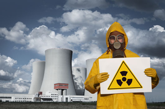 Image result for nuclear radiation