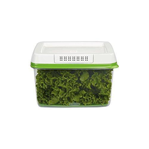Rubbermaid FreshWorks Produce Saver Food Storage Container, Large, 17.3 Cup, New 1