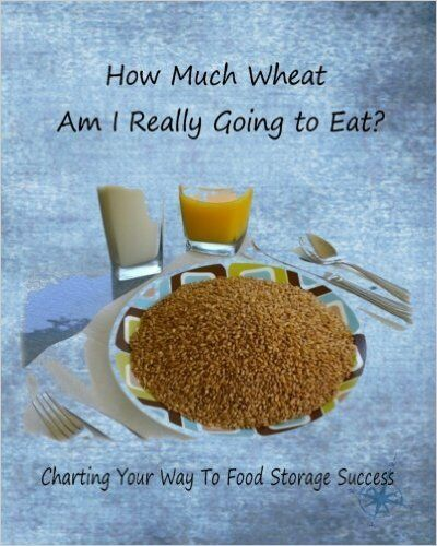 How Much Wheat Am I Really Going to Eat? : Charting Your Way to Food Storage... 1