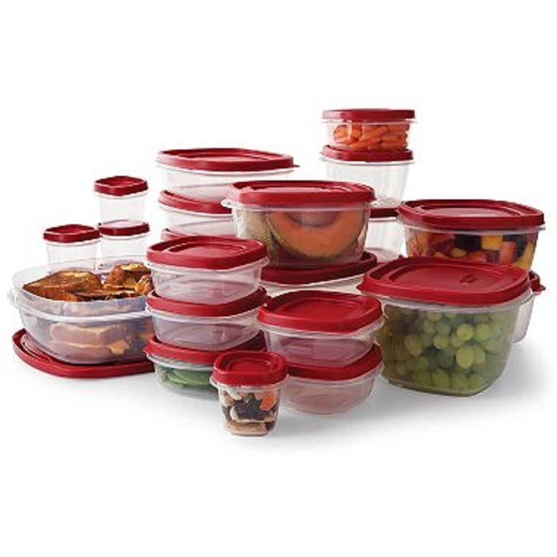 Rubbermaid Easy Find Lids Food Storage Set - 40 pc. 1