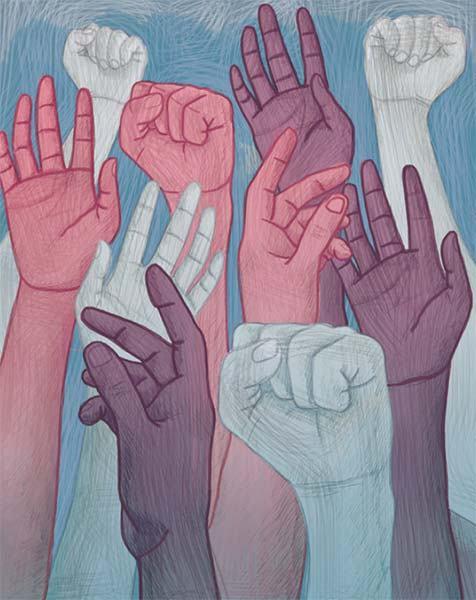 Resistir la pandemia en lengua de señas