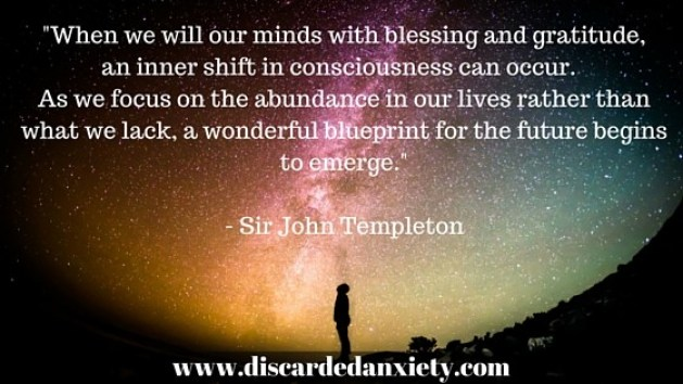 An invitation to Gratitude