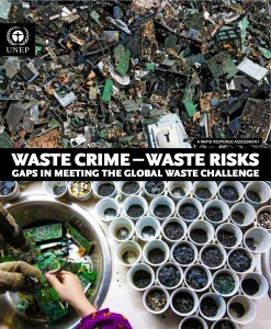 UNEP Waste Crime report