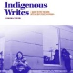 """Cover image of the book """"Indigenous Writes"""""""