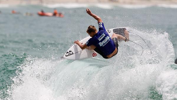 Kolohe Andino - Breaka Burleigh Surf Pro - Surfing; Burleigh Heads, Gold Coast, Queensland, Australia. ASP 4 Star World Tour Event. Saturday 11 February 2012. Photos by Des Thureson: http://disci.smugmug.com
