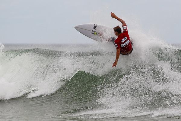 Keala Naihe (HAW) - Breaka Burleigh Surf Pro - Surfing; Burleigh Heads, Gold Coast, Queensland, Australia. Wednesday 8 February 2012. Photos by Des Thureson: http://disci.smugmug.com