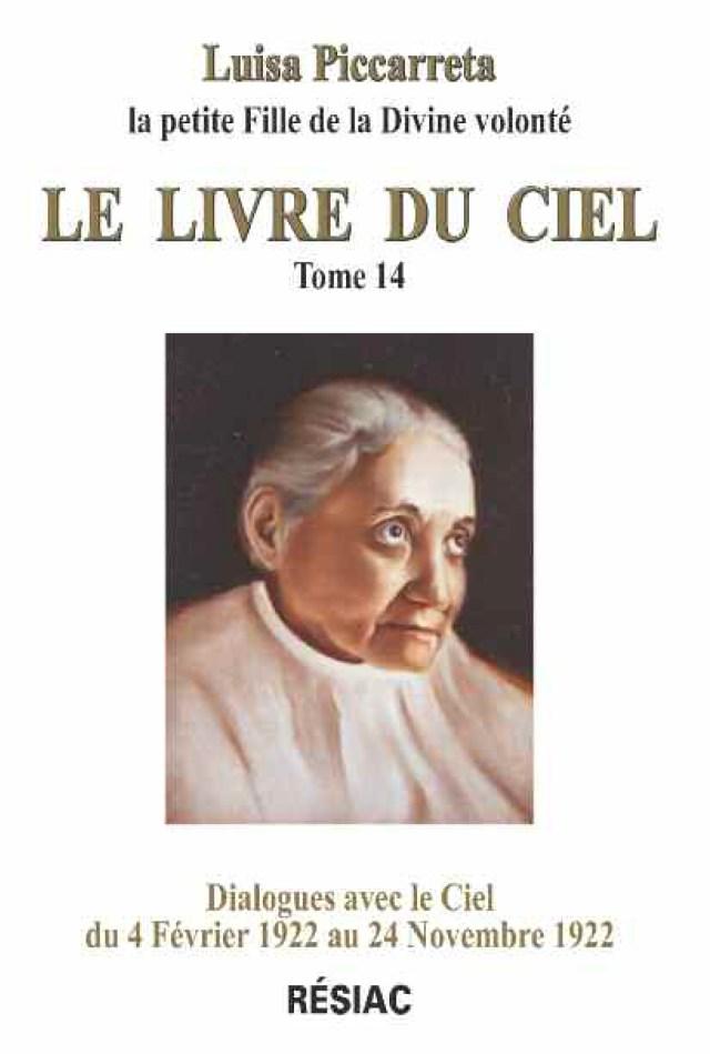 Luisa Piccarreta - Le Livre du Ciel - Tome 14