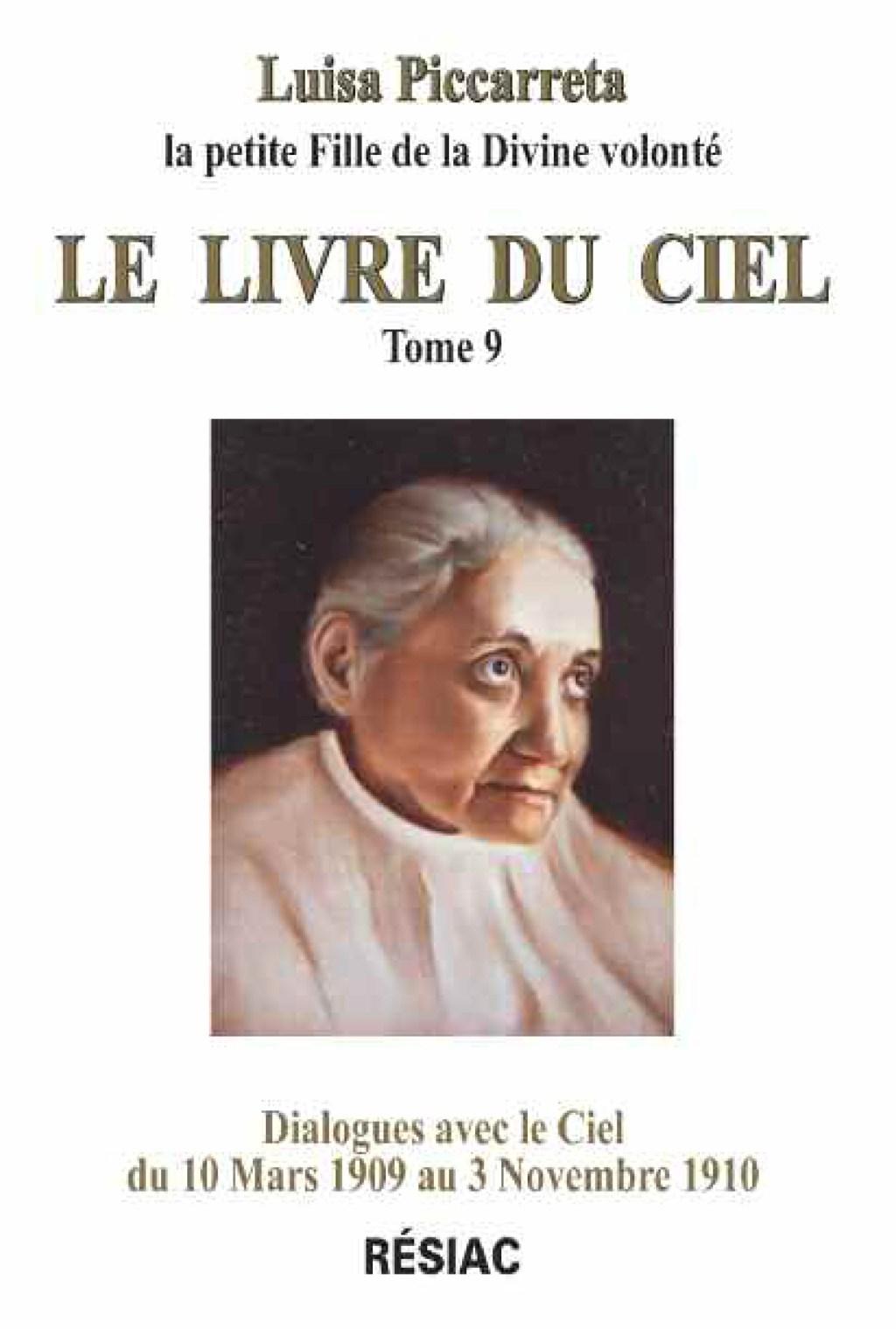 Luisa Piccarreta - Le Livre du Ciel - Tome 9