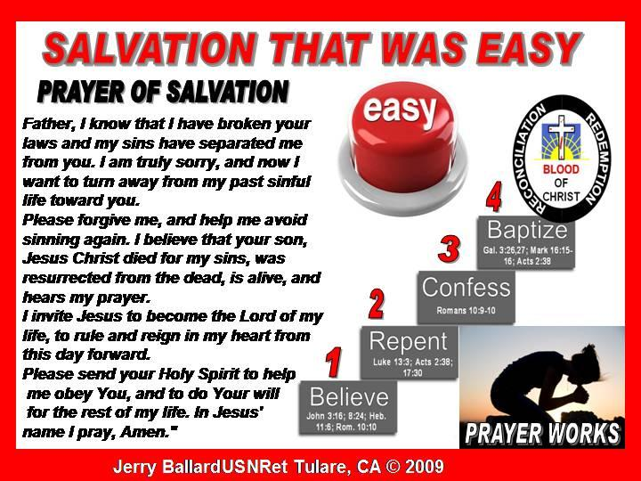 Image result for photo salvation prayer