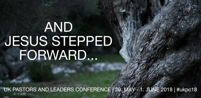 2018 PASTORS AND LEADERS CONFERENCE