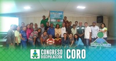 ¡CONGRESO DISCIPULACCIÓN CORO!