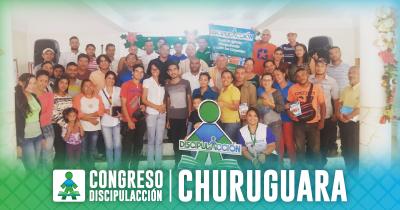 ¡CONGRESO DISCIPULACCIÓN CHURUGUARA!