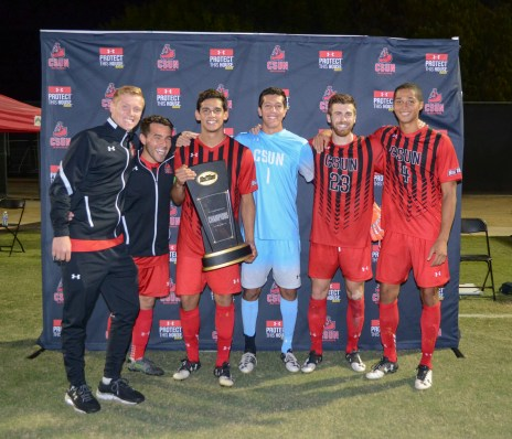 CSUN's seniors have a chance to play one more time at home.