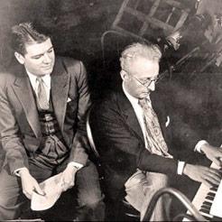 Oscar Hammerstein and Jerome Kern