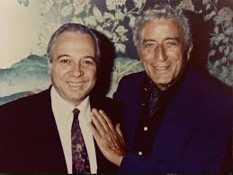 Jorge Calandrelli and Tony Bennett
