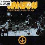 Hanson - Underneath Acoustic EP