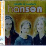 Hanson - Middle of Nowhere JAPAN