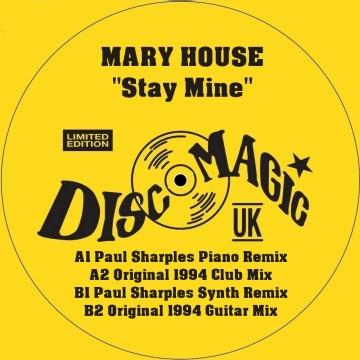 "Mary House ""Stay Mine"""