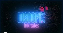 Ink Tales Animation Particle Art Music Video Production