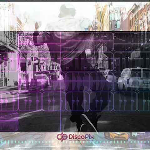 DiscoPix In Transit