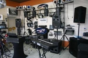 Location et vente d'éclairages et sonorisation