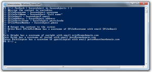 powershell import-csv foreach assign variable