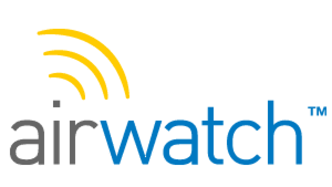 It's vMDM time! – Welcome AirWatch to the VMware family