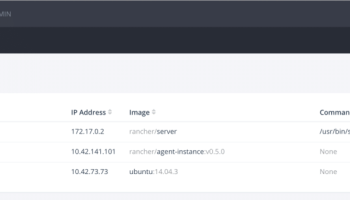 Rancher Part 3: Adding the DockerHub to our Rancher Registry