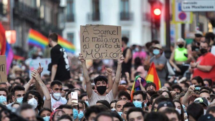 Julio de 2021, un mes duro para el colectivo LGTB