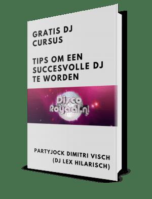 Gratis DJ Cursus Disco Royaal