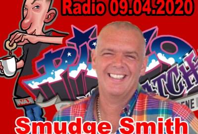 Disco Scratch Radio 09.04.2020 Smudge Smith Guest Mix