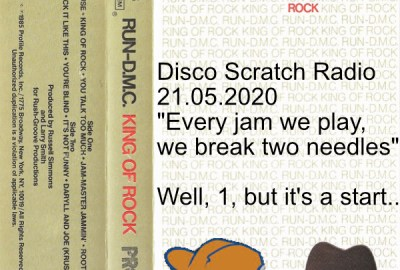 Disco Scratch Radio 21.05.2020