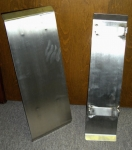 "New Stainless 6"" Acme presser plate"