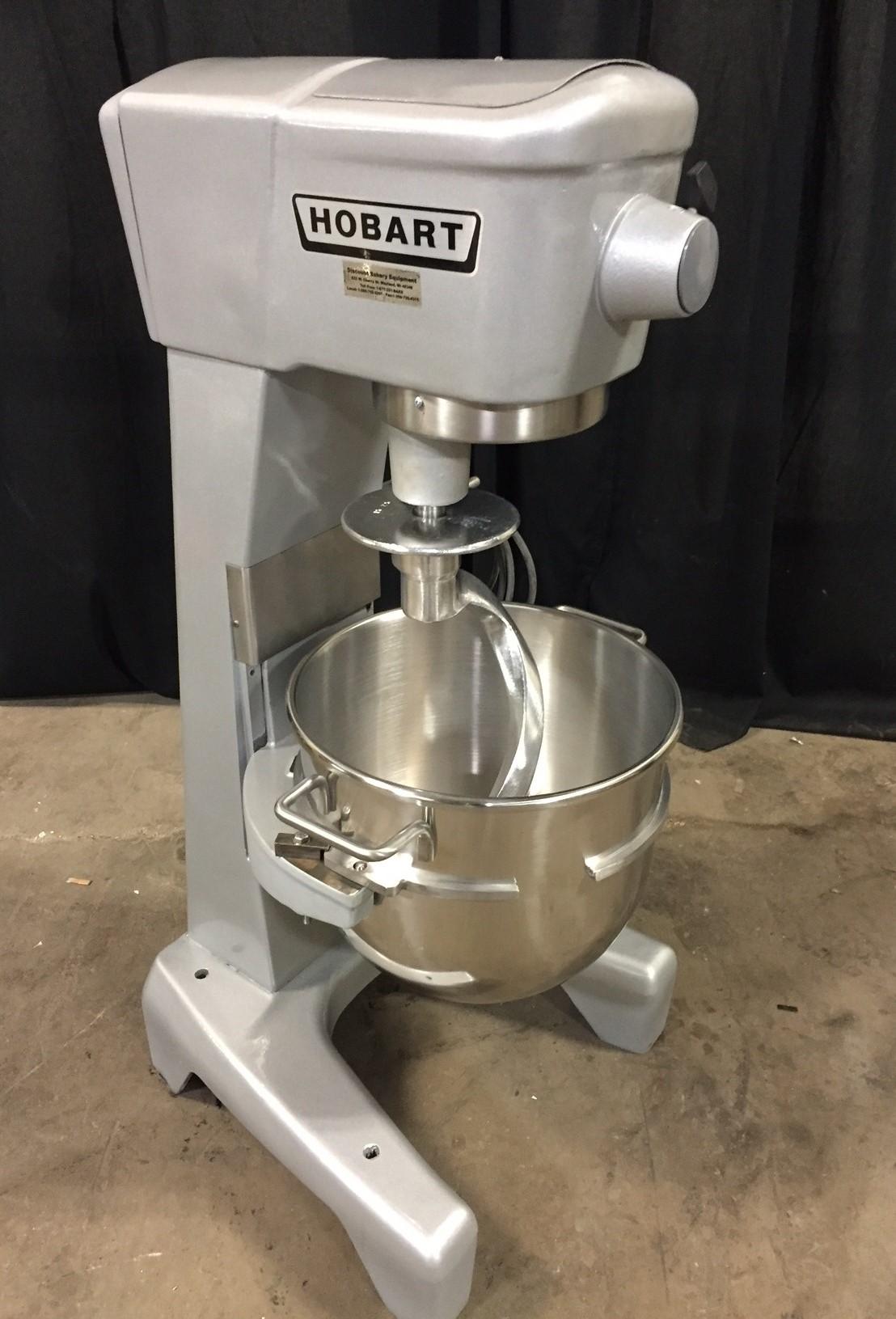 Hobart 30Qt Mixer D300, 220Volt / 3 Phase