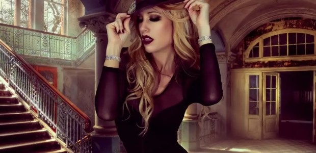 glamour style fashion women