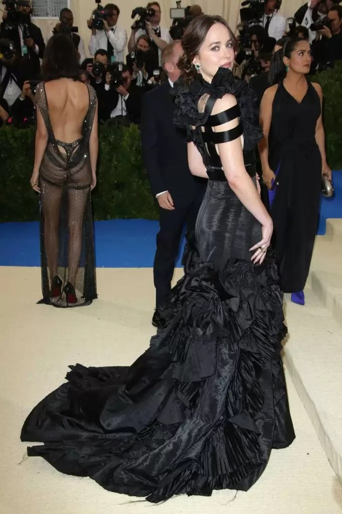 Dakota Johnson Met Gala 2017