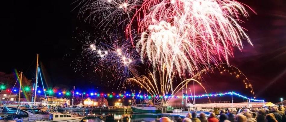 Cornwall New Year