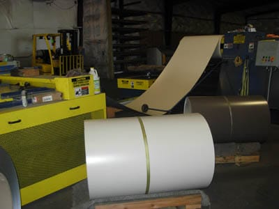 sheet metal and manufactued metal