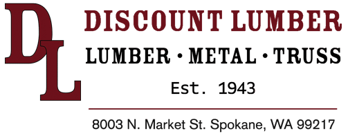 Building Materials Experts | Spokane | Discount Lumber, Metal & Truss