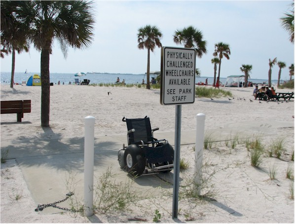 Knitting Equipment For Disabled : Florida disabled outdoor activities wheelchair vans & equipment